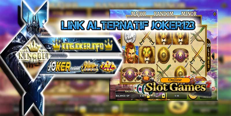 Teraman Link Alternatif Joker123 Slot Online